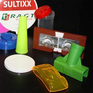 Exemples de pièces plastique moulée