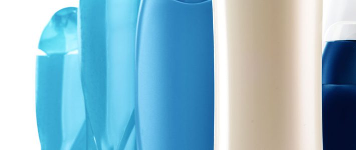 Flacon pour shampoing
